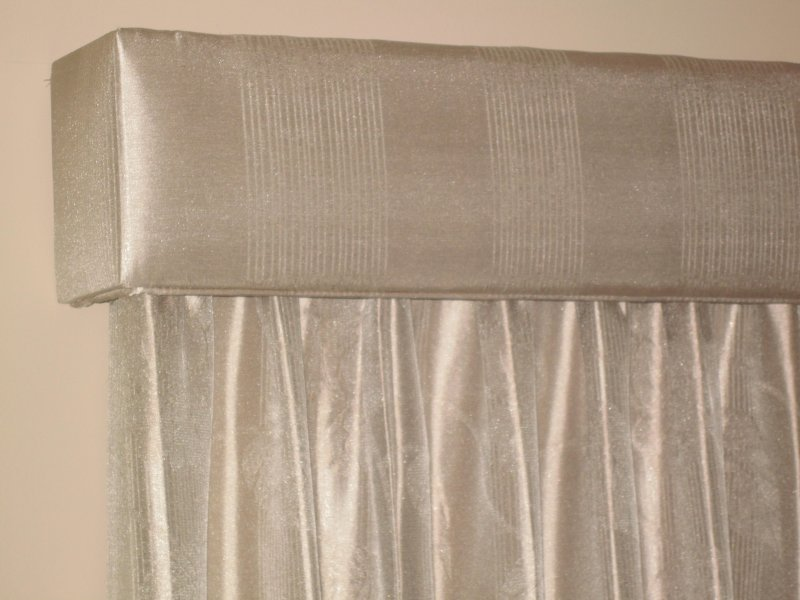Curtains Melbourne | Padded Pelmets | Gallery